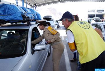 Marhaba 2018: Plus de 842.000 passagers ont regagné le Maroc via le port Tanger Med au 25 août