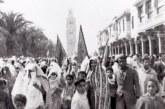 Meeting à Marrakech en commémoration du 66ème anniversaire de la manifestation du Mechouar