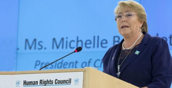 ONU : l'Assemblée générale se prononcera vendredi sur la nomination de Michelle Bachelet au HCDH