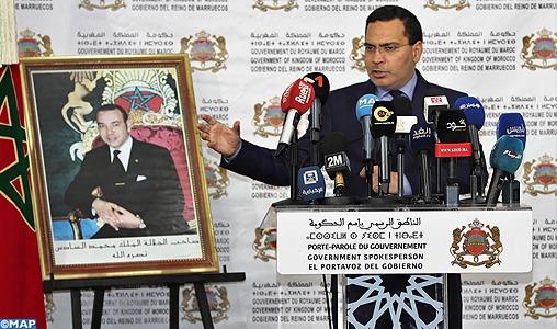 l'incinération de la dépouille d'un ressortissant marocain