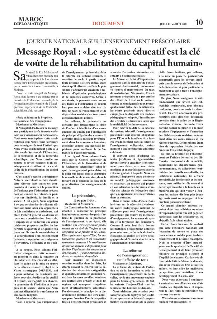 https://maroc-diplomatique.net/wp-content/uploads/2018/08/P.-10-Message-Royal-préscolaire-697x1024.jpg