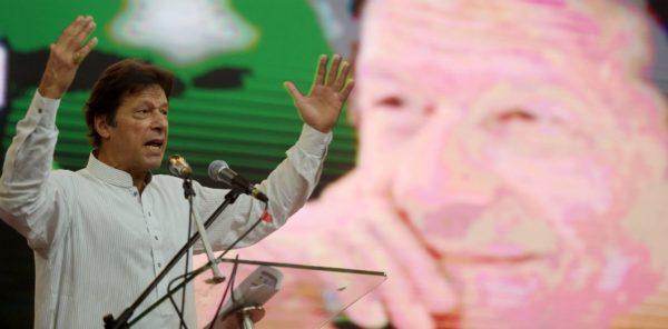 Pakistan: Imran Khan élu Premier ministre