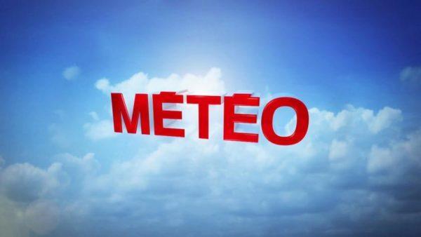 Prévisions météorologiques pour la journée du jeudi 30 août 2018 et la nuit suivante