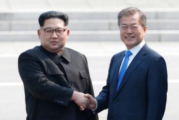 """Sommet de Pyongyang: """"une initiative audacieuse"""" selon le président sud-coréen"""