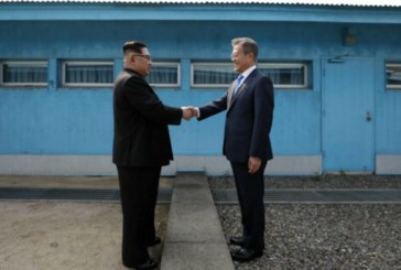 Nouveau sommet inter-coréen en septembre à Pyongyang