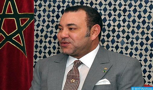 SM le Roi félicite le président tchadien à l'occasion de la fête nationale de son pays