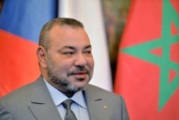 SM le Roi reçoit un message de félicitations du président azéri à l'occasion de la Fête du Trône