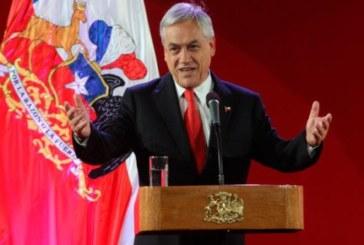 Fête du Trône: Le Président chilien félicite Sa Majesté le Roi