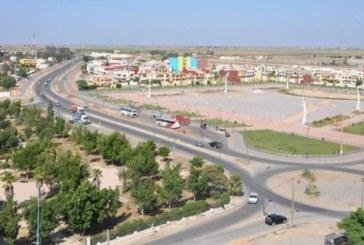 Cérémonie d'installation du nouveau gouverneur de la province de Sidi Bennour