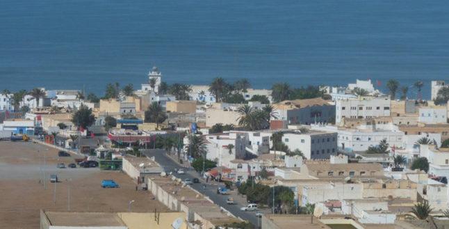 Cérémonie d'installation du nouveau gouverneur de la province de Sidi Ifni