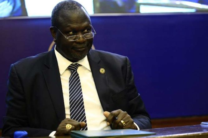 Soudan du Sud: Le chef des rebelles refuse de signer l'accord de paix