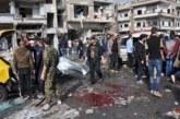 Syrie : deux morts et 18 blessés dans un attentat à Afrine