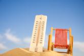 Températures minimales et maximales prévues pour la journée du vendredi 23 août 2019