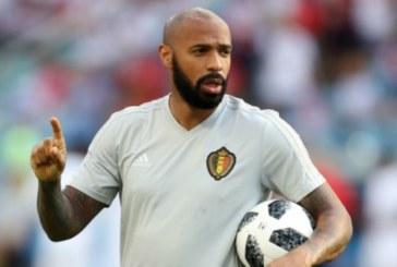 Football : Thierry Henry décline l'offre de Bordeaux