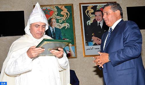 Installation du nouveau gouverneur de la province de Tiznit