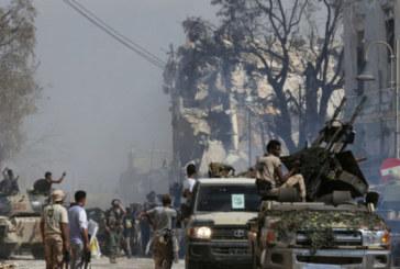 La France, les Etats-Unis, l'Italie et le Royaume-Uni «très préoccupés» par les combats à Tripoli