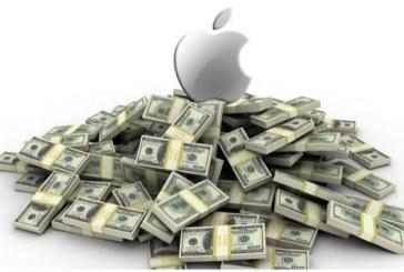 Apple vaut 1.000 milliards de dollars