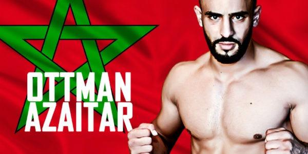 MMA: Ottman Azaitar s'impose à Tanger devant le Serbe Danijel Kokora
