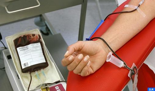 Caravane de don de sang dans l'Oriental : 1.500 poches de sang à collecter pour augmenter les stocks