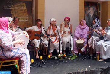 6è festival international de Hadra Féminine et des musiques de transe à Essaouira