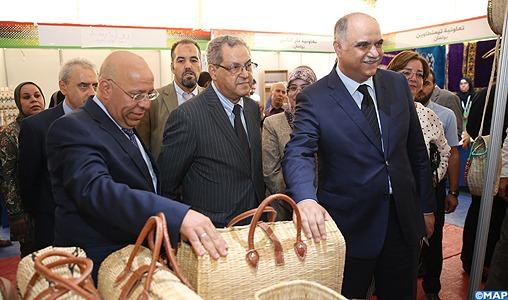 Fès-Meknès: Les marchés mobiles de l'économie sociale et solidaire font escale à Missour
