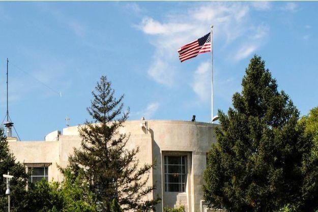 Turquie: Coups de feu tirés sur l'ambassade américaine