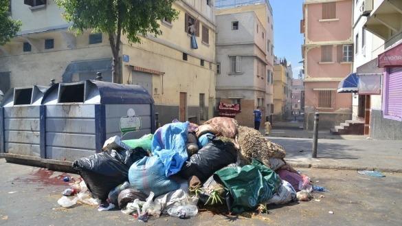 Tanger: Plus de 8.600 tonnes de déchets collectés durant la période de l'Aid Al-Adha