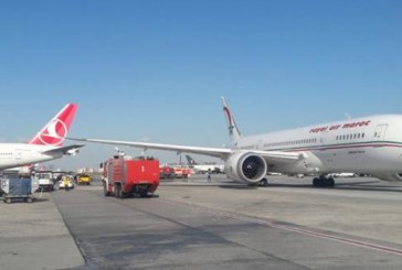 Istanbul: Légère collision entre un Boeing de la RAM et un avion de Turkish Airlines