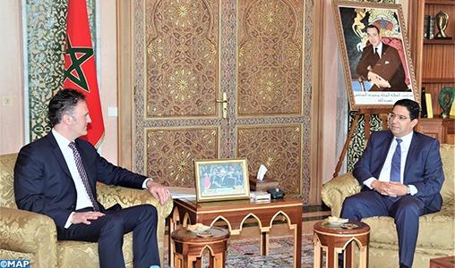 Le Maroc et les Etats-Unis partagent l'engagement pour lutter contre le terrorisme