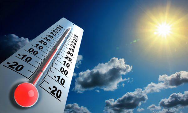 Prévisions météorologiques pour la journée du samedi 18 août 2018 et la nuit suivante