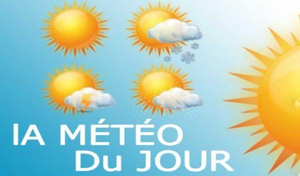 Prévisions météorologiques pour la journée du dimanche 19 août 2018