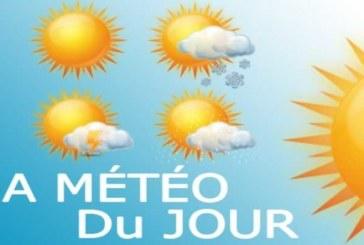 Prévisions météorologiques du mercredi 8 août et la nuit suivante
