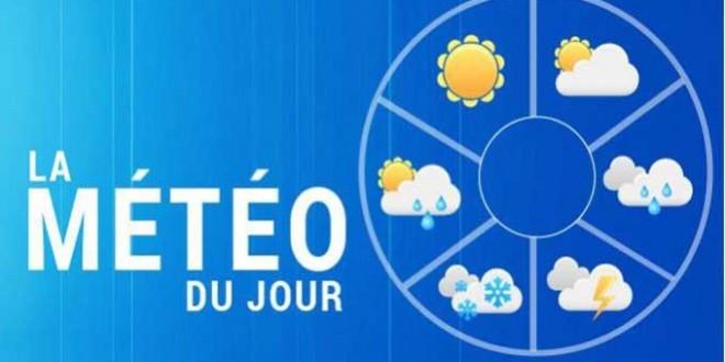Prévisions météorologiques pour la journée du mardi 14 août 2018 Météo