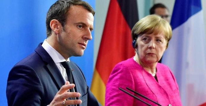 Migration : Paris et Berlin prônent une solution européenne coordonnée