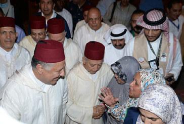 """Les conditions des pèlerins marocains aux Lieux-Saints sont """"positives"""""""