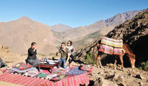La province d'Al Haouz : une destination de prédilection des amoureux de la nature et du tourisme de montagne