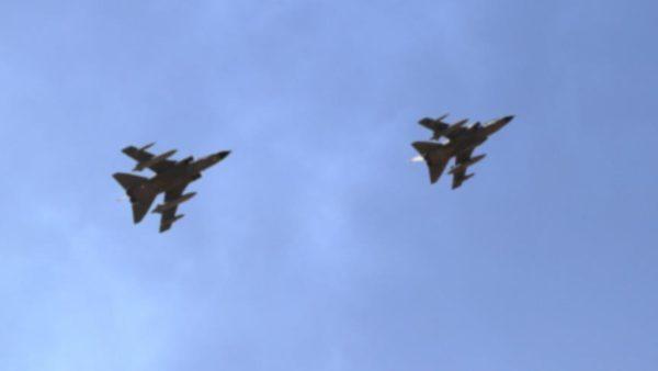 Opérations aériennes dans le nord de l'Afghanistan : 54 talibans tués