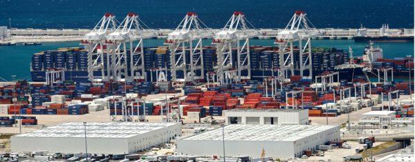Le port de Tanger Med, une position de leader en Afrique et dans le monde