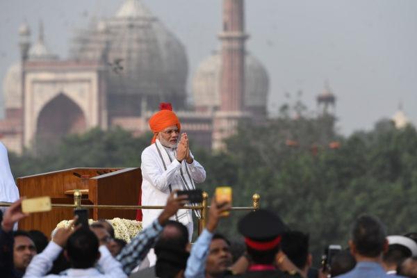 L'Inde enverra une mission spatiale habitée d'ici 2022