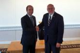 ONU:  Doukkali s'entretient avec le DG de l'agence américaine de contrôle et de prévention des maladies
