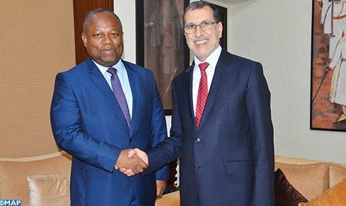"""Le Maroc occupe une place """"distinguée"""" dans le continent africain"""