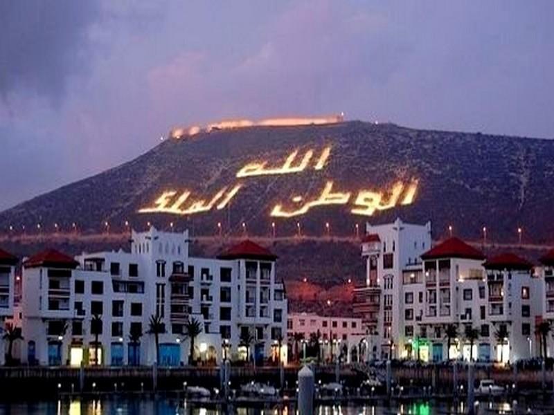 Nuitées touristiques: Les Français en tête de la clientèle à Agadir à fin juillet 2018