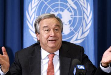 Le SG de l'ONU se félicite de l'engagement de la Corée du Nord à réaliser la dénucléarisation