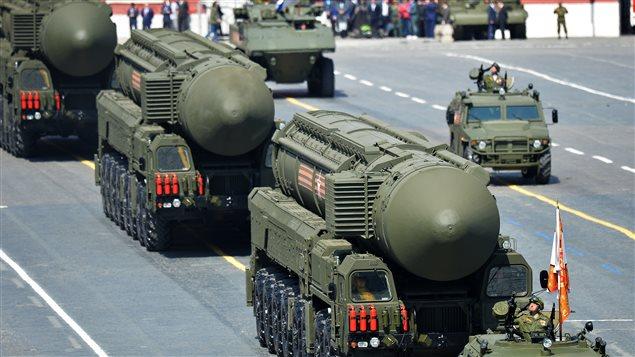 La Russie lance les plus grandes manœuvres militaires de son histoire
