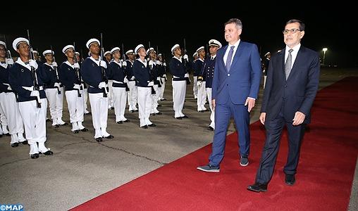 Maroc: le président du Conseil des ministres de la Bosnie-Herzégovine en visite officielle