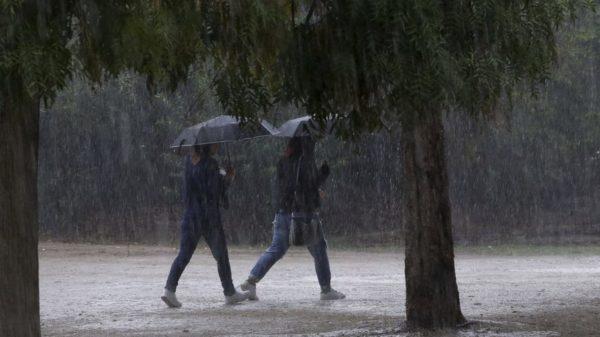 Alerte météo: Averses orageuses localement fortes ce vendredi dans plusieurs régions du Royaume