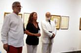Les œuvres de Ben Yessef et la poésie se marient le temps d'une exposition
