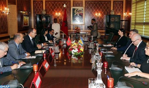 Coopération: entretien entre Benchamach et le président du Conseil des ministres de la Bosnie-Herzégovine