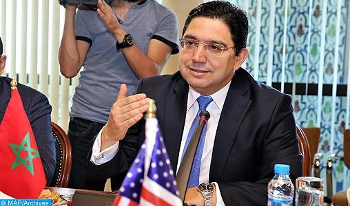 """En sponsorisant le """"Polisario"""", l'Iran aspire à étendre son pouvoir hégémonique en Afrique du nord et de l'Ouest"""
