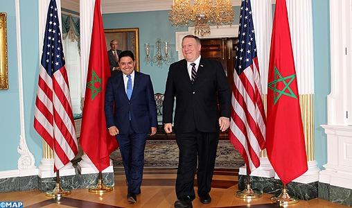 Un dialogue stratégique Maroc-Etats Unis l'année prochaine à Washington